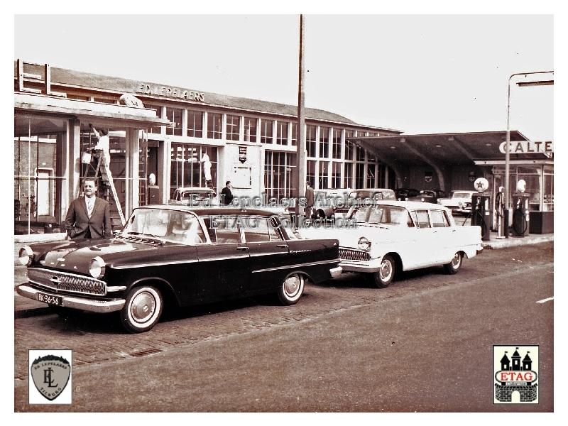 Opel Garage Tilburg : Etag collection